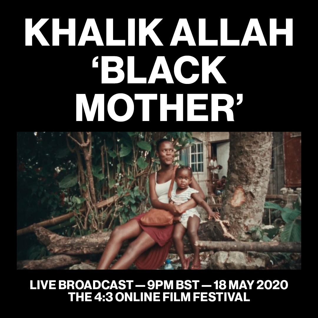 Black Mother Flyer Image